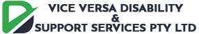 VICEVERSA DISABILITY & SUPPORT SERVICES Logo